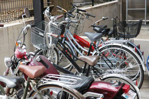 放置自転車バイク無料回収のイメージ画像